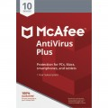 McAfee - Antivirus Plus - 2018- OEM - Bilingue